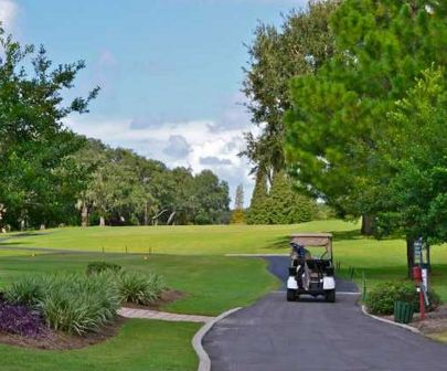Buckhorn Springs Golf & Country Club, Valrico, Florida, 33594 - Golf Course Photo