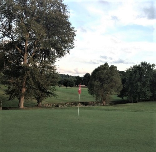Buffalo River Country Club, Lobelville, Tennessee,  - Golf Course Photo