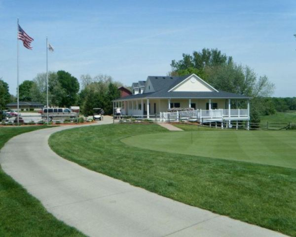 Buffer Park Golf Course