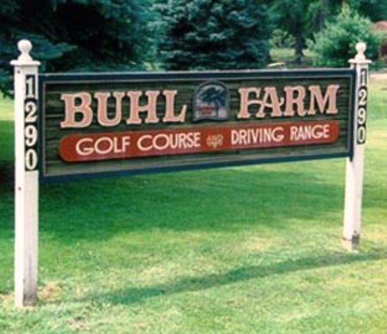 Golf Course Photo, Buhl Farm Golf Course & Driving Range, Sharon, Pennsylvania, 16146