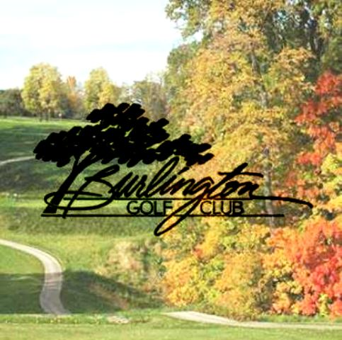 Golf Course Photo, Burlington Golf Club, Burlington, Iowa, 52601