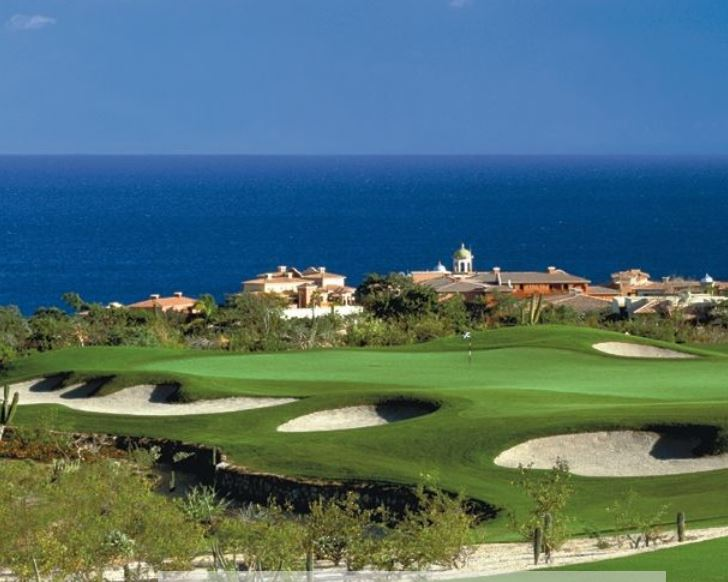 Cabo Del Sol Golf Course, Desert, Los Cabos , Mexico,  - Golf Course Photo