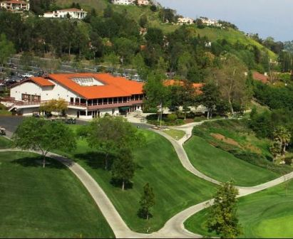 Calabasas Golf & Country Club, Calabasas, California, 91302 - Golf Course Photo