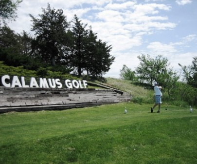 Calamus Golf Course,Burwell, Nebraska,  - Golf Course Photo