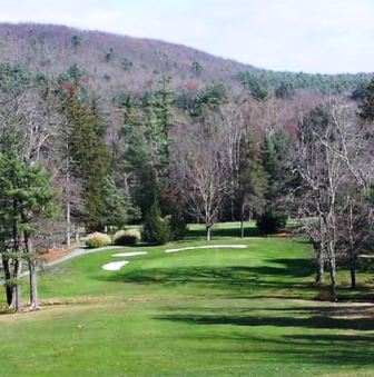 Caledonia Golf Club CLOSED 1949, Fayetteville, Pennsylvania, 17222 - Golf Course Photo