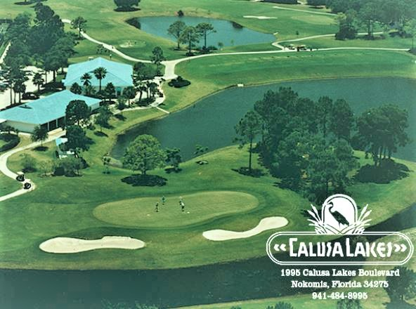 Calusa Lakes Golf Club, Nokomis, Florida,  - Golf Course Photo