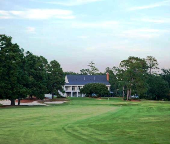 Camden Country Club,Camden, South Carolina,  - Golf Course Photo