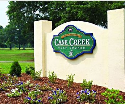 Cane Creek Golf Course, Anniston, Alabama, 36205 - Golf Course Photo