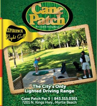 Cane Patch Par 3, CLOSED 2017, Myrtle Beach, South Carolina, 29577 - Golf Course Photo