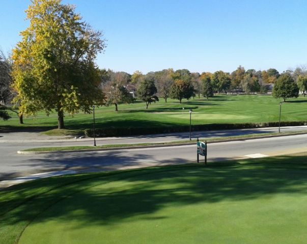 Canterbury Green Golf Course, Fort Wayne, Indiana, 46835 - Golf Course Photo