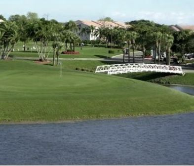 Carolina Golf Club, Margate, Florida, 33063 - Golf Course Photo