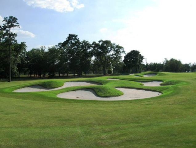 Carolina Lakes Golf Course,Shaw AFB, South Carolina,  - Golf Course Photo