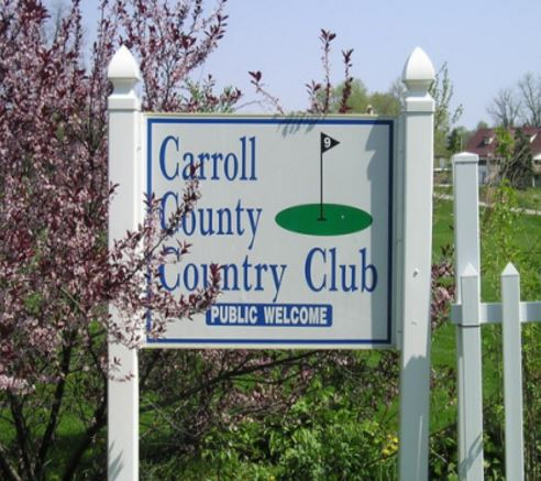 Carroll County Country Club,Delphi, Indiana,  - Golf Course Photo