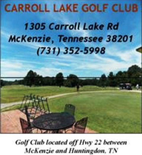 Carroll Lake Golf Club