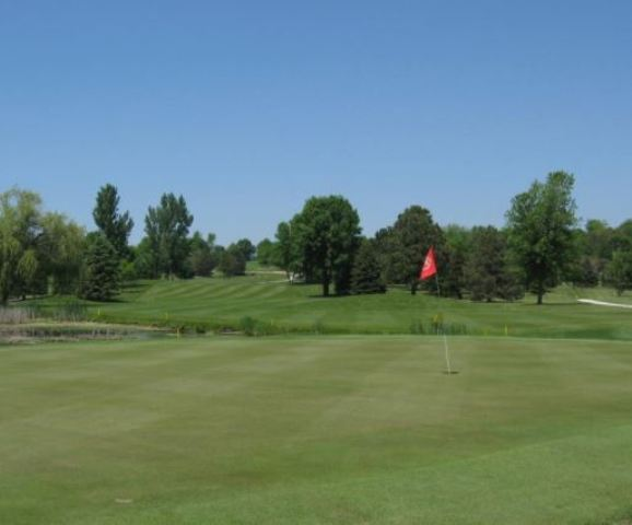 Carroll Country Club, Carroll, Iowa,  - Golf Course Photo