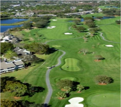 Carrolwood Country Club,Tampa, Florida,  - Golf Course Photo