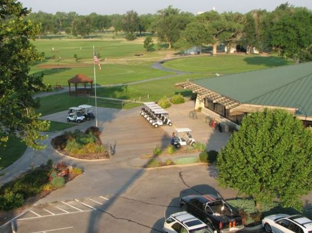 Carey Park Golf Course,Hutchinson, Kansas,  - Golf Course Photo