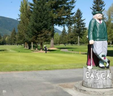 Cascade Golf Course, North Bend, Washington, 98045 - Golf Course Photo