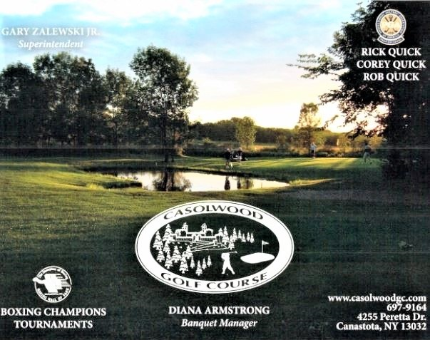 Casolwood Golf Course, Canastota, New York,  - Golf Course Photo