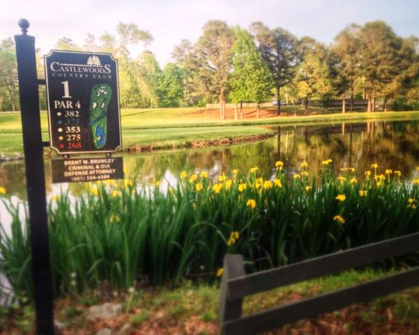 Castlewoods Golf Club, The Bear,Brandon, Mississippi,  - Golf Course Photo