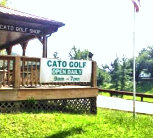 Cato Park,Charleston, West Virginia,  - Golf Course Photo