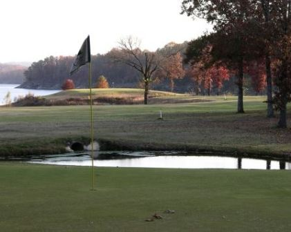Cedar Creek Golf Course, Broken Bow, Oklahoma, 11933  - Golf Course Photo