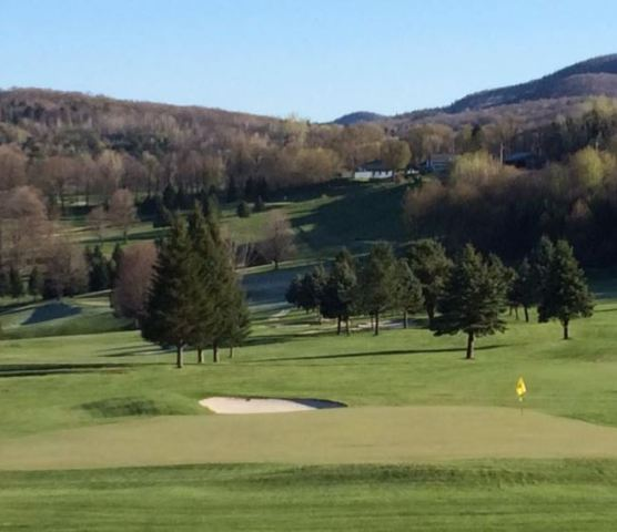 Cedar Knoll Country Club,Hinesburg, Vermont,  - Golf Course Photo