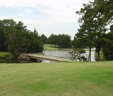 Cedar Valley Golf Club, International,Guthrie, Oklahoma,  - Golf Course Photo