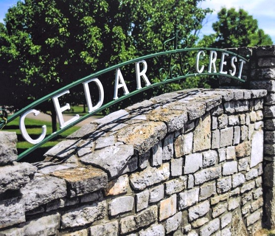 Cedar Crest Golf Course, Murfreesboro, Tennessee,  - Golf Course Photo