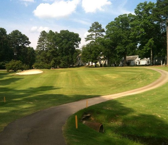 Cedar Grove Golf Course, CLOSED 2011, Hillsborough, North Carolina,  - Golf Course Photo