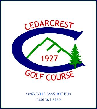 Golf Course Photo, Cedarcrest Golf Course, Marysville, 98270
