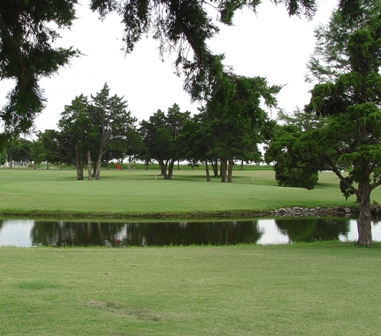 Cedar Valley Golf Club, Augusta,Guthrie, Oklahoma,  - Golf Course Photo