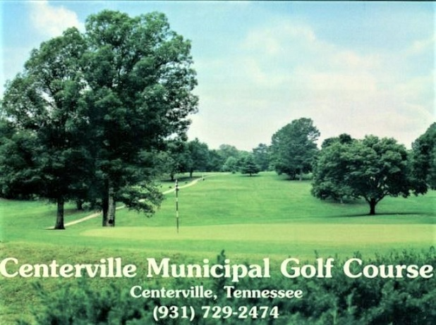 Centerville Municipal Golf Course, Centerville, Tennessee,  - Golf Course Photo