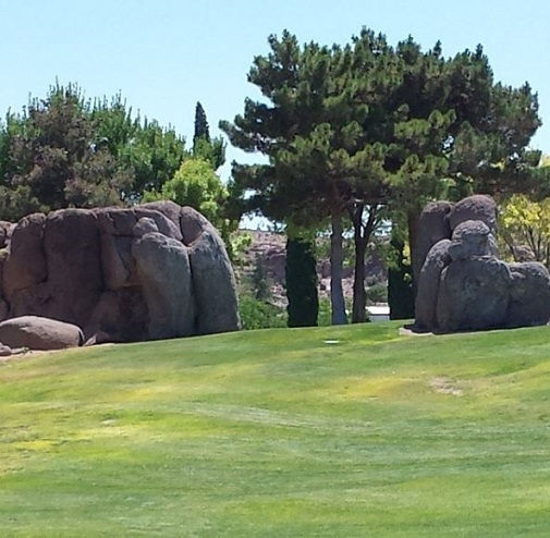 Cerbat Cliffs Golf Course, Kingman, Arizona,  - Golf Course Photo