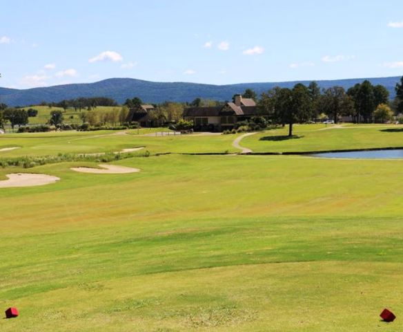 Chamberlyne Country Club, Danville, Arkansas, 72833 - Golf Course Photo