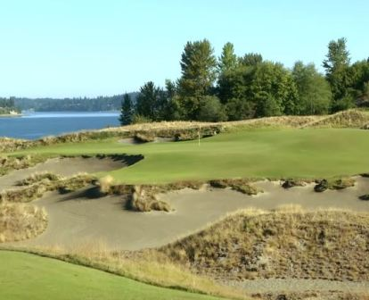 Chambers Bay, University Place, Washington, 98467 - Golf Course Photo