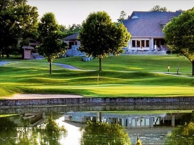Golf Course Photo, Keene Trace Golf Club | Champions Trace Golf Course, Nicholasville, 40356