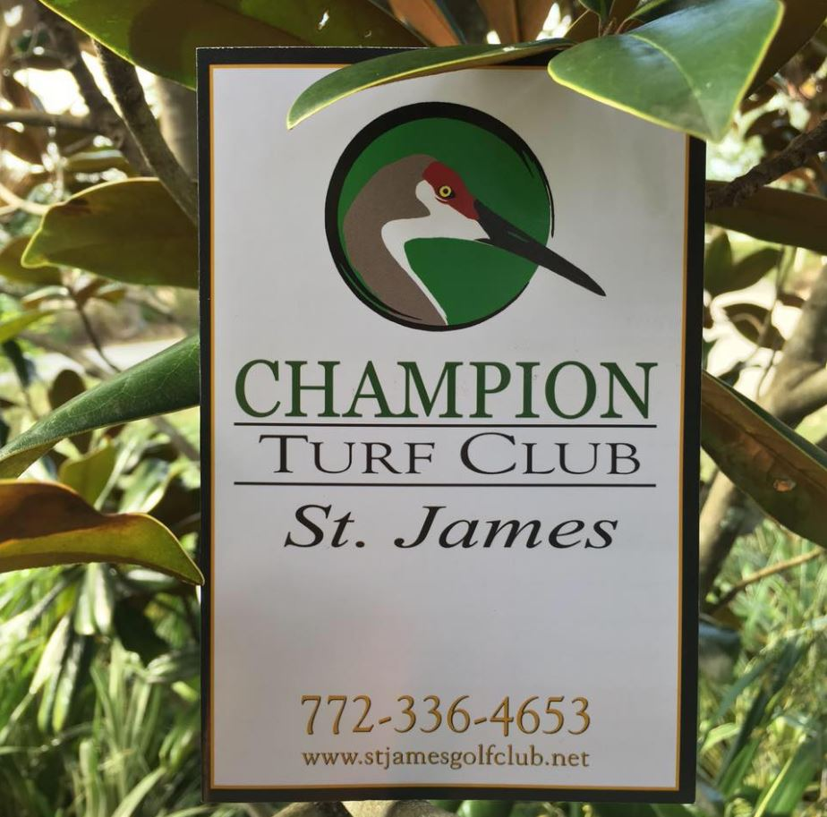 The Champion Turf Club at St. James, Port Saint Lucie, Florida,  - Golf Course Photo