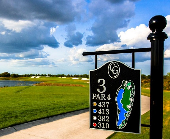 ChampionsGate Country Club, ChampionsGate, Florida,  - Golf Course Photo
