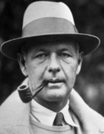 Golf architect Photo, H. Chandler Egan