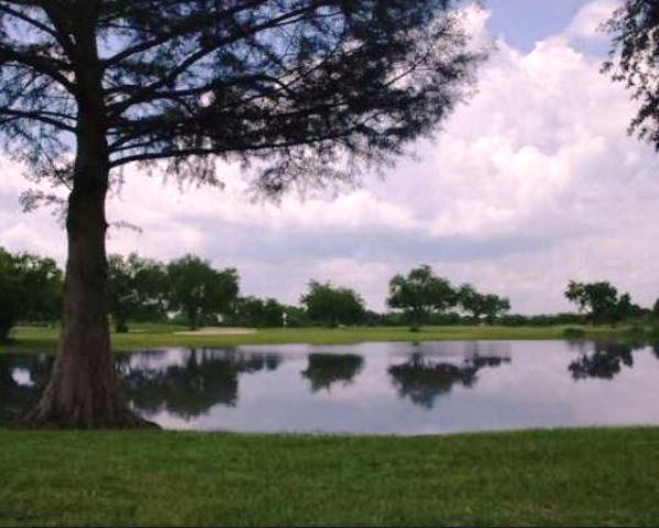Golf Course Photo, Chaparral Country Club, Seguin, 78155