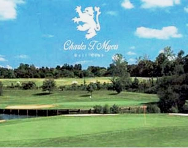Golf Course Photo, Charles T. Myers Public Golf Course, Charlotte, 28215