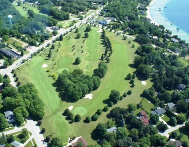 Charlevoix Golf Club (Municipal)