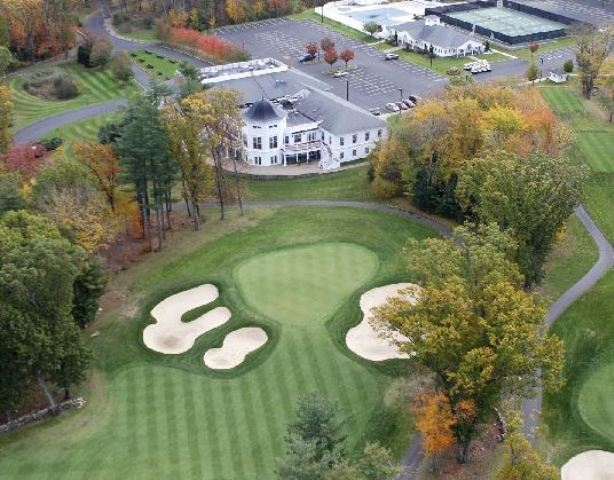 Golf Course Photo, Charter Oak Country Club, Hudson, Massachusetts, 01749
