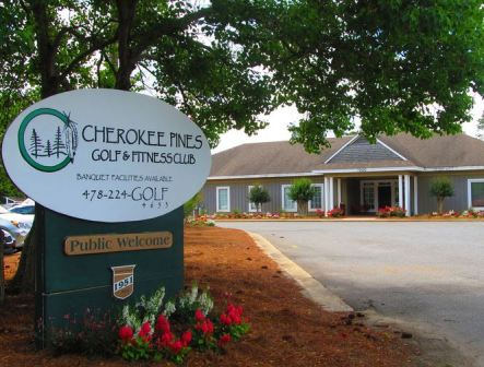 Cherokee Pines Golf Course, Perry Country Club, CLOSED 2018,Perry, Georgia,  - Golf Course Photo