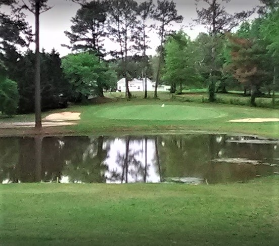 Cherokee Golf & Country Club, Cedartown, Georgia,  - Golf Course Photo