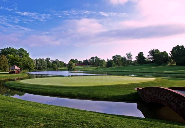 Golf Course Photo, Cherry Hills Country Club, Championship Golf Course, Englewood, 80110