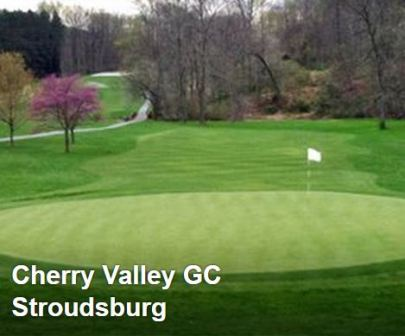Cherry Valley Golf Course,Stroudsburg, Pennsylvania,  - Golf Course Photo
