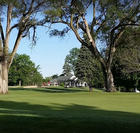 Golf Course Photo, Cherry Ridge Country Club, Elyria, 44035