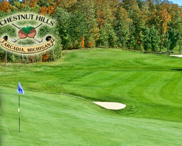 Chestnut Hills Golf Course, Bear Lake, Michigan,  - Golf Course Photo